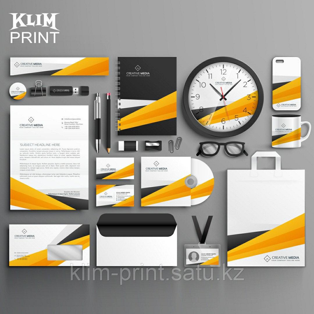 Услуги дизайнера, брендбук, логотип, меню в алматы