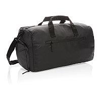 Дорожная сумка Fashion Black (без содержания ПВХ), черный, Длина 48 см., ширина 24,5 см., высота 24,5 см.,