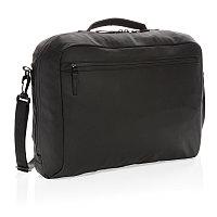 """Сумка для ноутбука Fashion Black, 15.6"""" (без содержания ПВХ), черный, Длина 43 см., ширина 5 см., высота 29"""