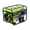 Генератор бензиновый БС-8000Э, 6,6 кВт, 230В, четырехтактный, 25 л, электростартер Сибртех