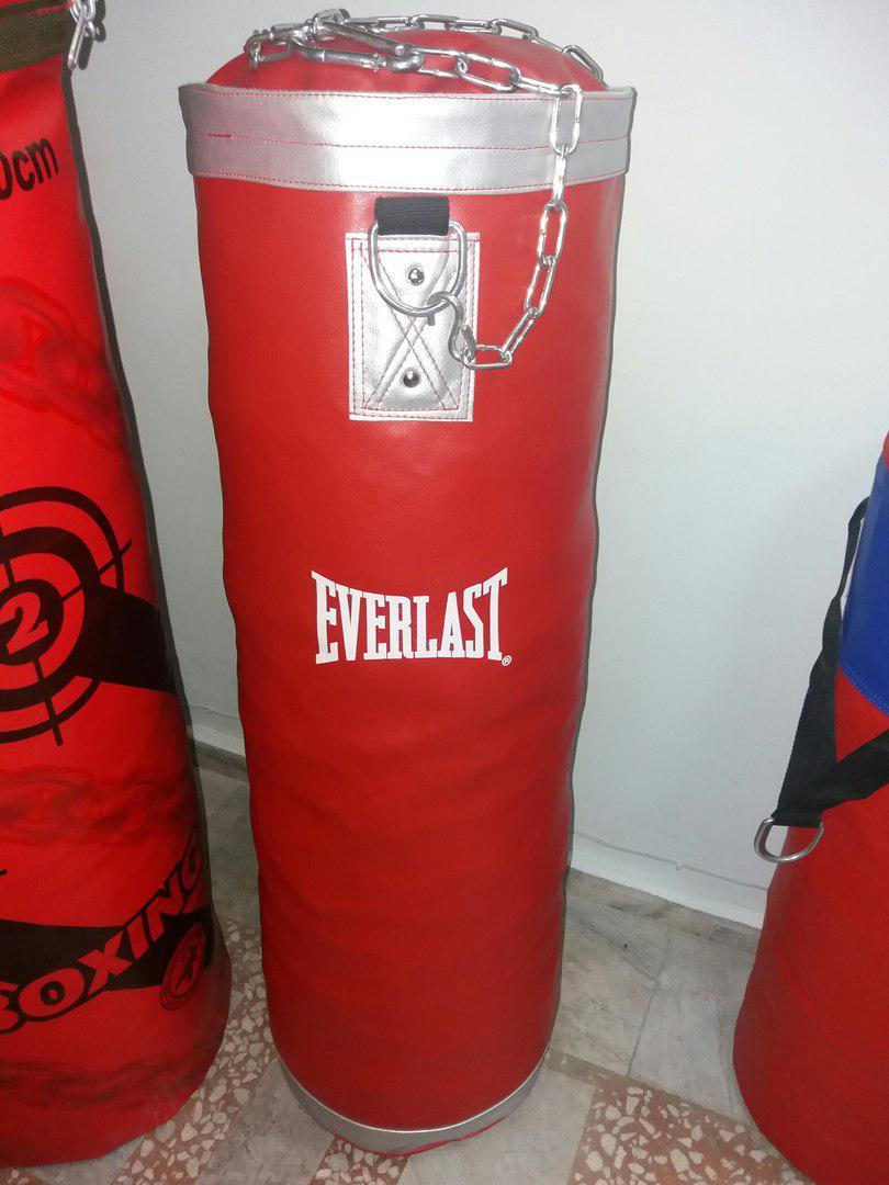 Боксерская груша Everlast кожзам 90см