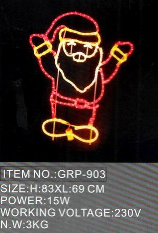Световая фигура «Дед Мороз» 83Х6369СМ в алматы