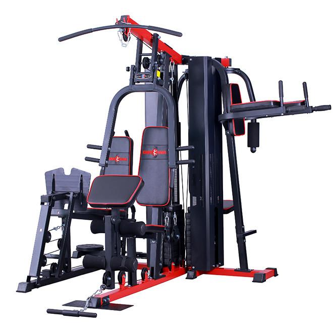 Силовой тренажер 24 упражнений
