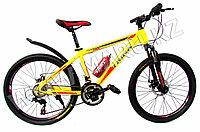 Велосипед Trinx m024k рама 14,5, фото 1