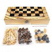 Шахматы малые 30x30
