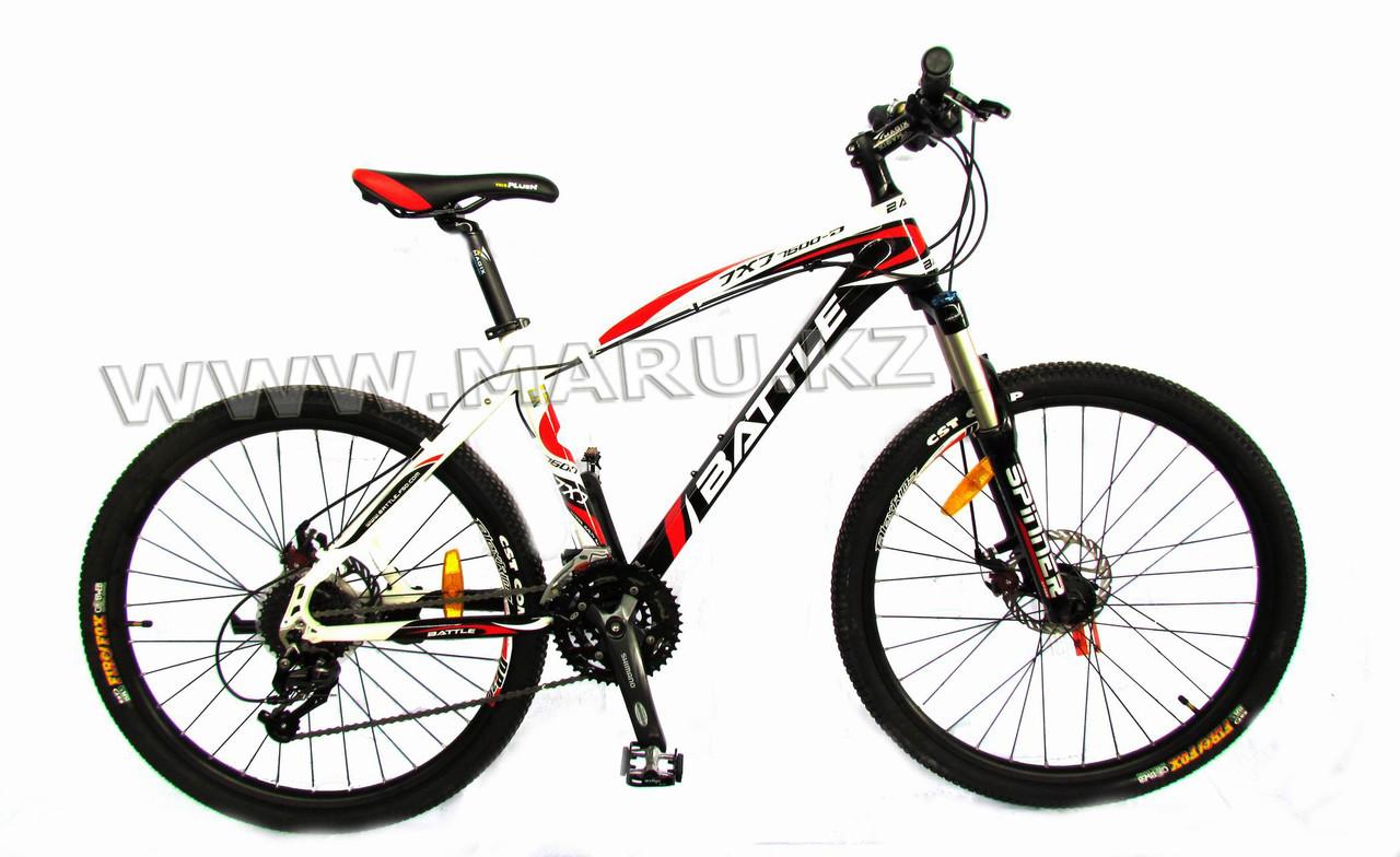 Велосипеды  BATTLE 7600
