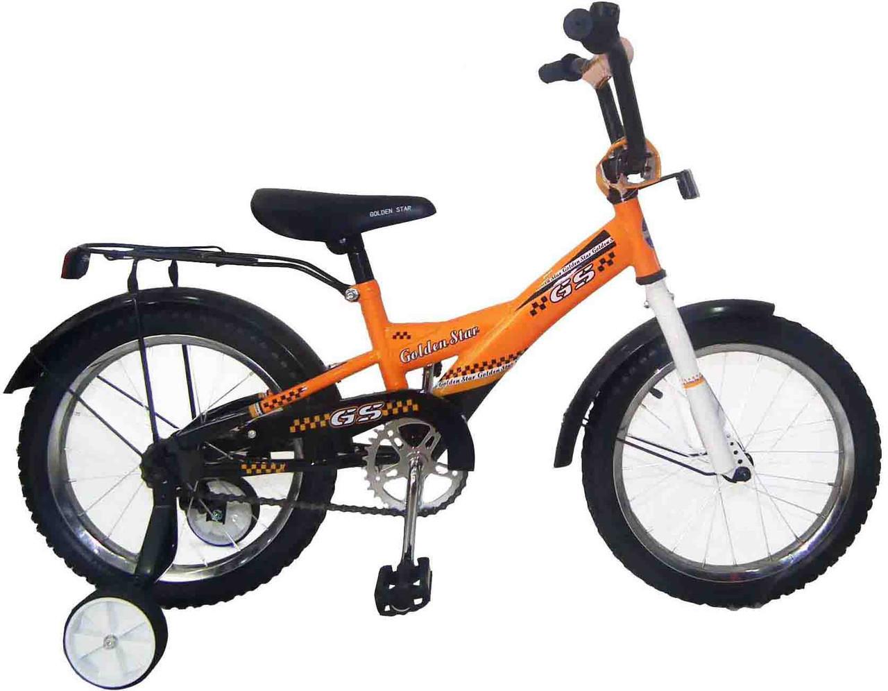 Велосипеды детский Golden Star Y Style 16