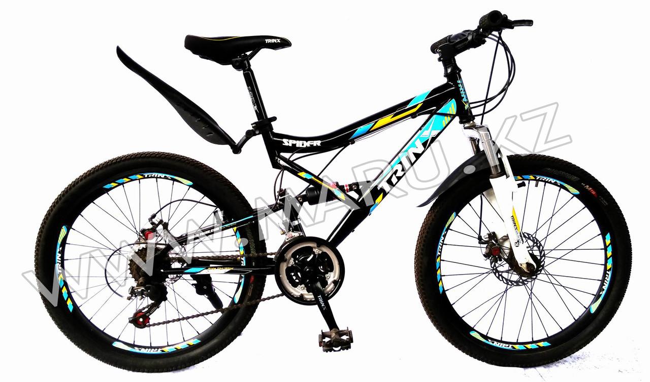 Велосипеды TRINX SPIDER 26 купить в Алматы