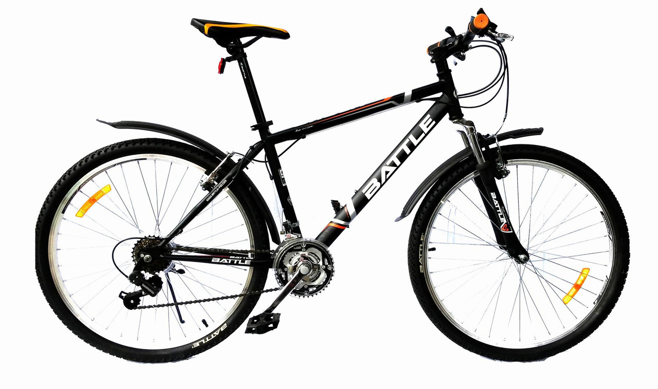 Велосипед BATTLE SHOCK