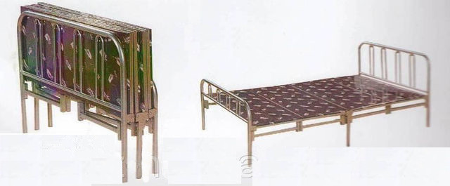 Кровать металлическая складная в Алматы