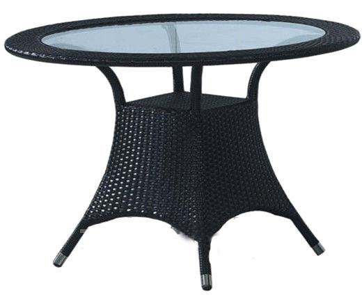Набор мебели, стол искусственный ротанг