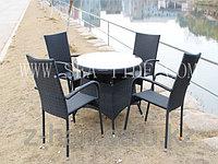 Набор мебели,  Стол+стулья HC-702