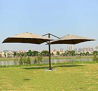 Зонты для кафе,ресторанов и отдыха  2.5*3.5м, фото 1