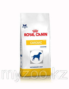Корм для собак с заболеваниями сердца Royal Canin CARDIAC CANINE 2kg