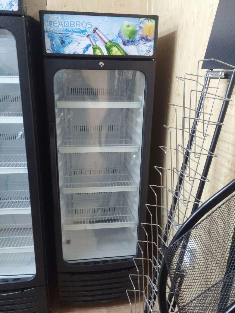 Холодильные витрины под напитки