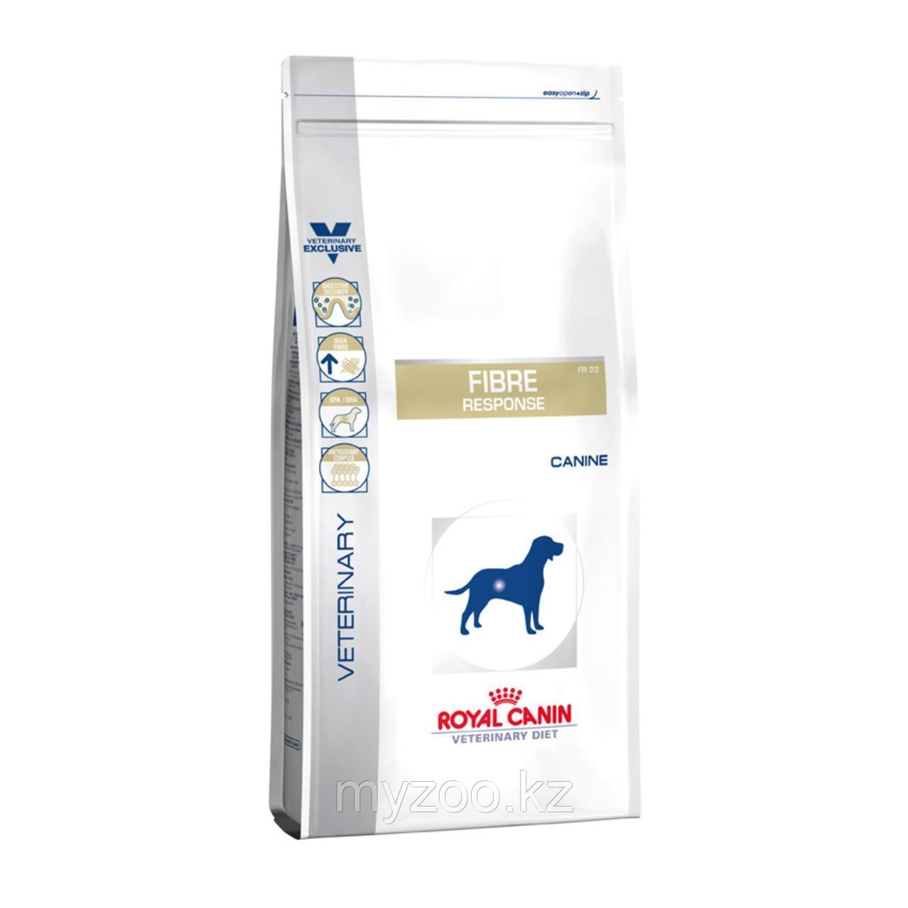 Корм для собак с проблемами кишечника Royal Canin FIBRE RESPONSE DOG  2 kg