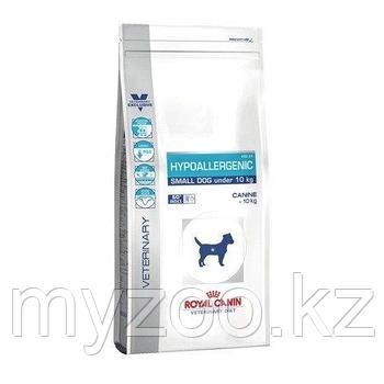 Корм для собак мелких пород с аллергией Royal Canin HYPOALL SPEC SMALL DOG 3. 5 kg