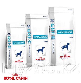 Корм для собак страдающих от аллергии Royal Canin HYPOALL CANINE 14kg