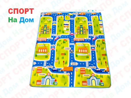 Термо-коврик напольный обучающий ( Габариты:1,6 х 1,8 метра)