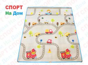 Теплый детский коврик напольный обучающий (Габариты: 1,8 х 2 метра), фото 2