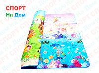 Термо-коврик напольный английские слова (Габариты: 1,8 х 2 метра)