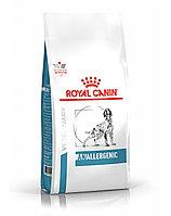 Корм для собак с пищевой аллергией Royal Canin ANALLERGENIC 8kg