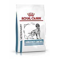 Корм для собак с аллергией на растения Royal Canin SENSITIVE CONTROL DOG 7kg
