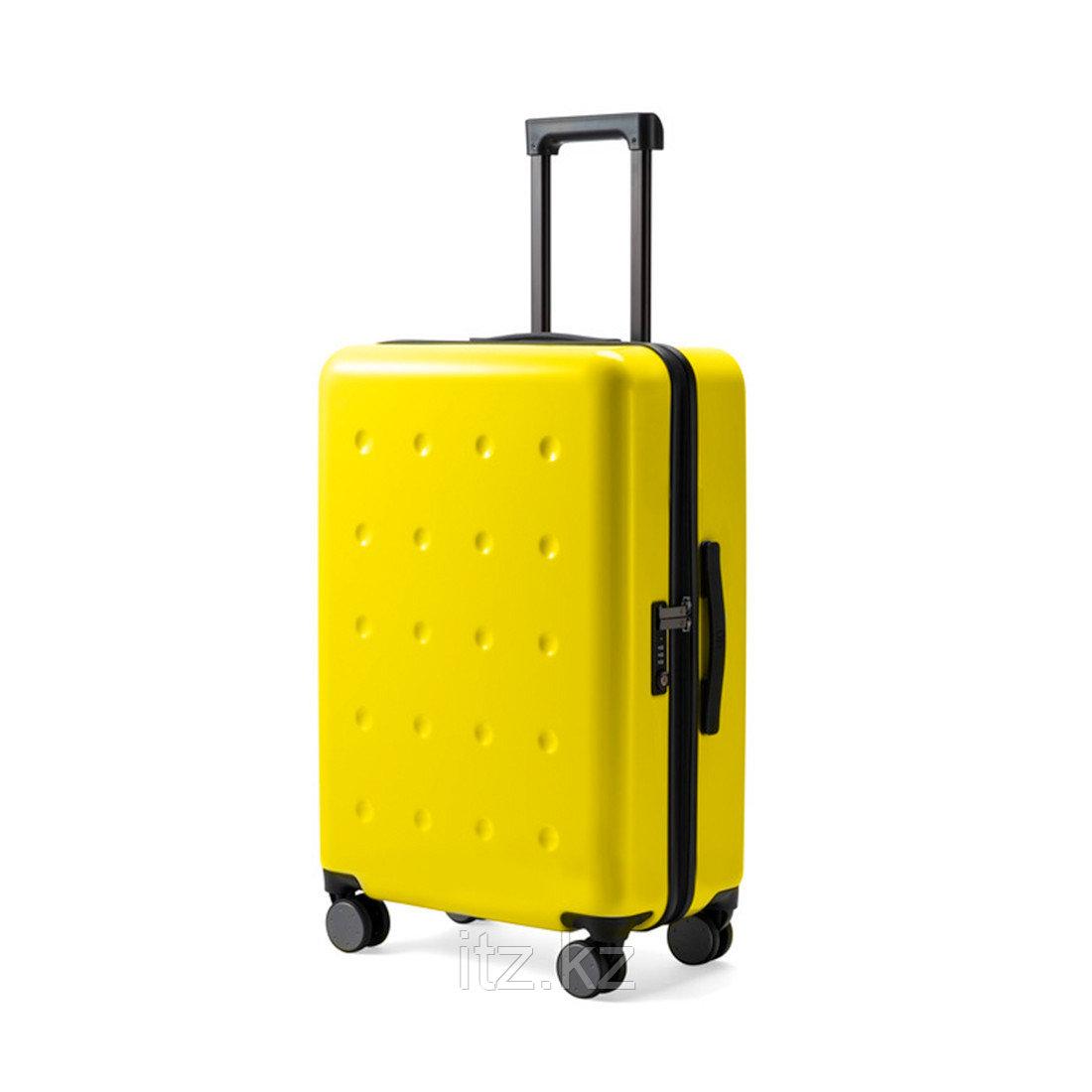 """Чемодан Mi Trolley 90 Points Syr Darya luggage 20"""" Желтый"""