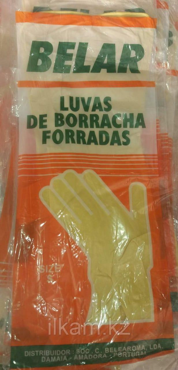Резиновые перчатки Belar