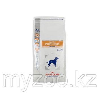 Корм для собак с проблемами пищеварения Royal Canin GASTRO INT LOW FAT 1.5kg.