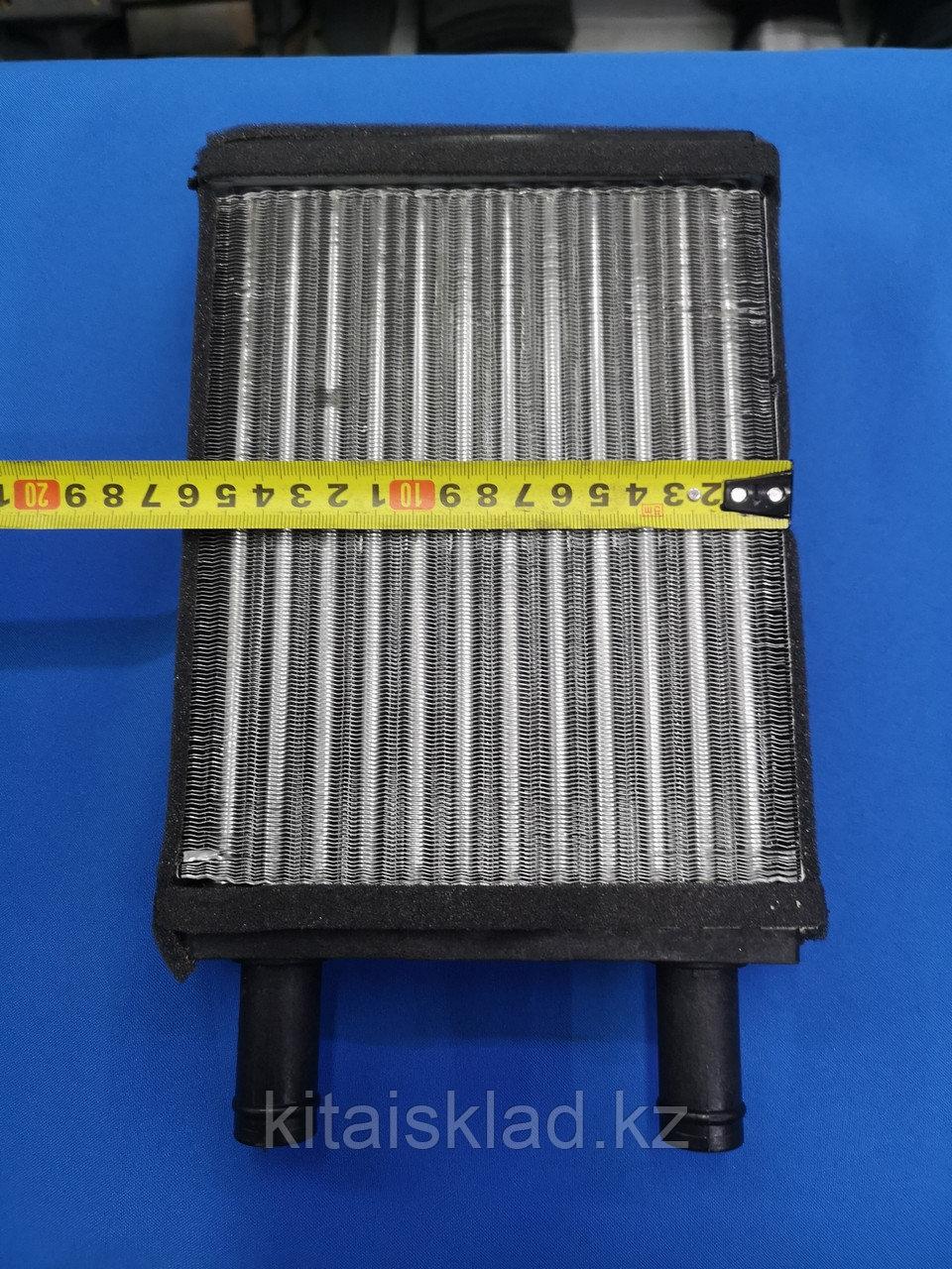 Радиатор печки кран QY25 XCMG