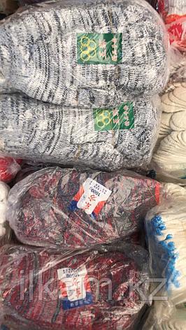 Перчатки вязанные рабочие, фото 2