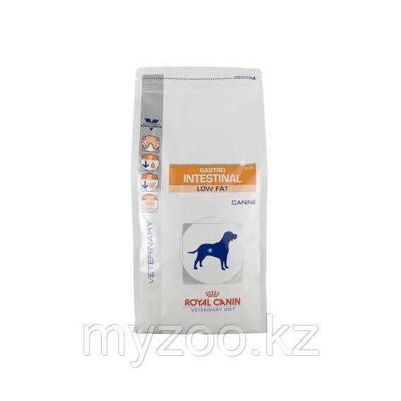 Корм для собак с проблемами пищеварения Royal Canin GASTRO INT LOW FAT 6kg.