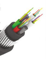 Кабель волоконно-оптический ОКБ-Т-А8-3.0