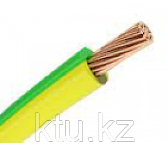 Провод ПВ3- 2,5 жел-зел