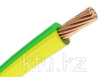 Провод ПВ3- 4 жел-зел