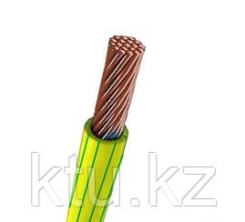 Провод ПВ3-10 жел-зел