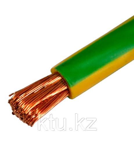 Провод ПВ3-35 нг жел-зел