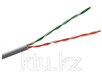 Кабель UTP CAT5E 2P 24AWG PVC