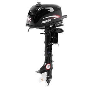 Двухтактный лодочный мотор HIDEA HD5FHS, фото 2