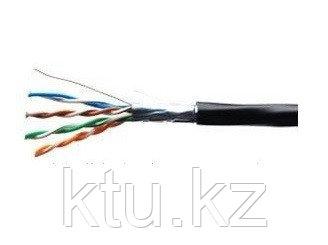 Кабель   S-FTP CAT5E 4P 24AWG PE, для внешней прокладки