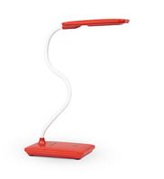 Настольная светодиодная лампа Deluxe Red 6W