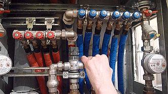 Проект и монтаж водоснабжения под ключ