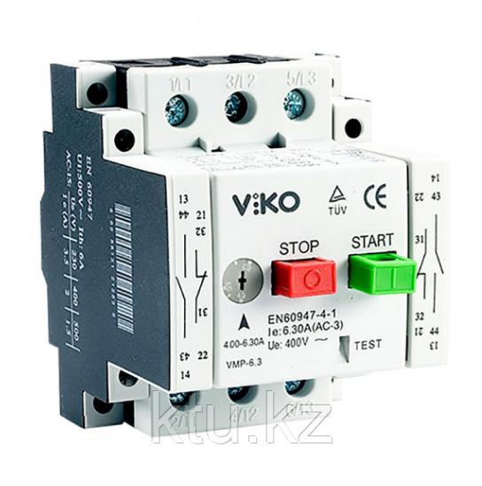 Выключатель защиты двигателя VTCA-AU/11 1NO+1NC