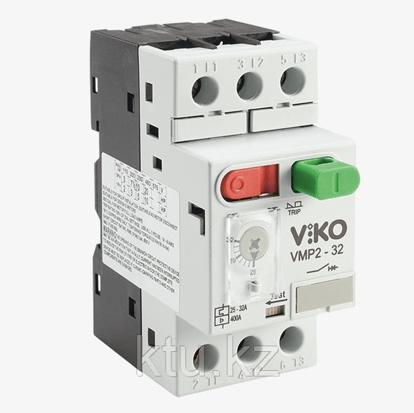 Выключатель защиты двигателя VMP2-16 10-16 A