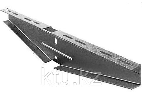 Кронштейн опорный двухсторонний 100 мм