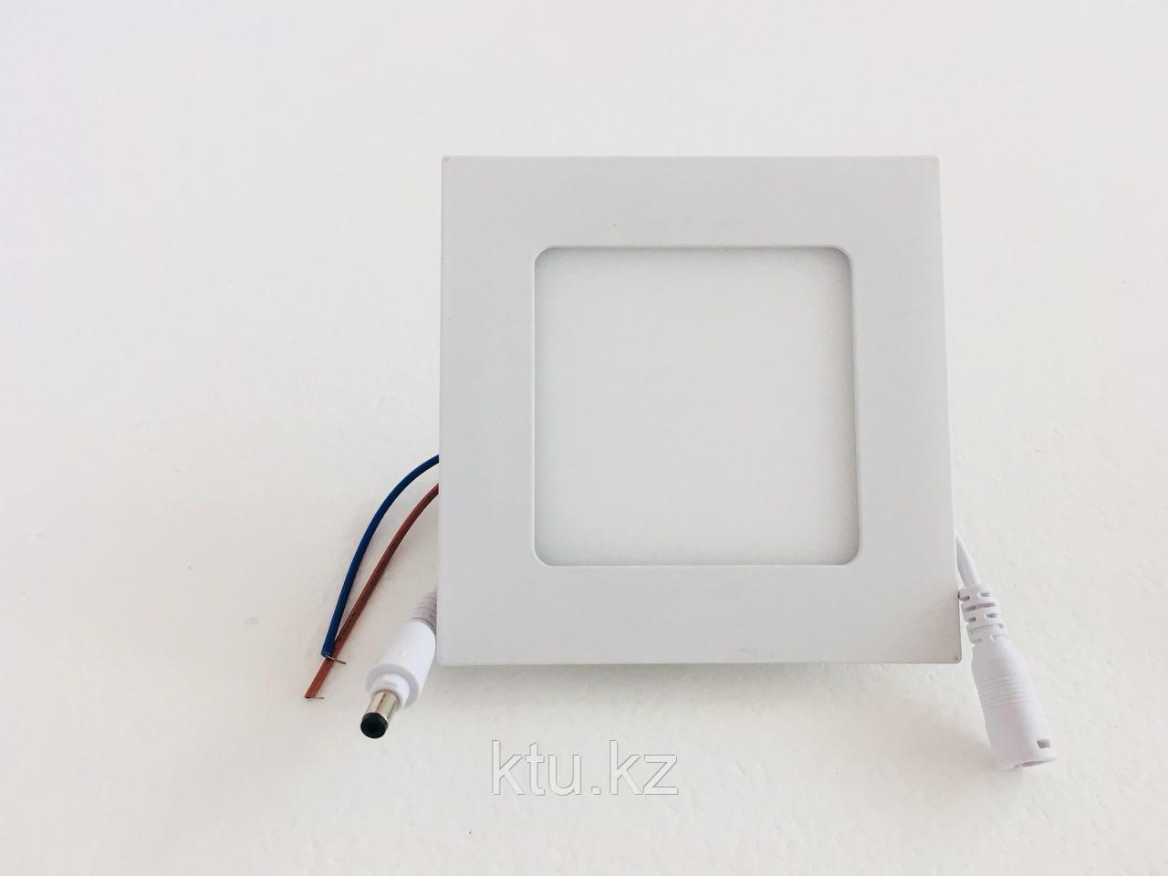 Светильники (споты) JL-F 6W внутренний, 3год гарантия