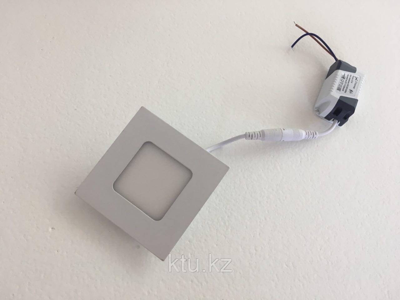 Светильники (споты) для складов JL-MY 6W,накладной 1год гарантия