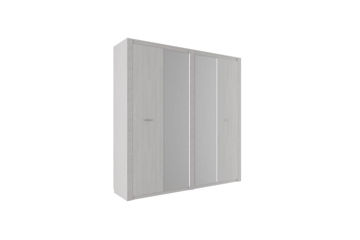 Шкаф для одежды 4Д Гамма 20, Сандал, СВ Мебель (Россия)