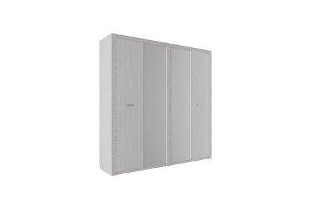Шкаф для одежды 4Д Гамма 20, Сандал, СВ Мебель (Россия), фото 2